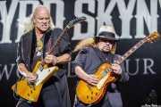 Rickey Medlocke y Gary Rossington, guitarristas de Lynyrd Skynyrd, Azkena Rock Festival