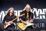 Mark Matejka y Rickey Medlocke, guitarristas de Lynyrd Skynyrd, Azkena Rock Festival