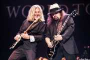 Mark Matejka y Gary Rossington, guitarristas de Lynyrd Skynyrd, Azkena Rock Festival