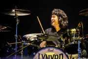Michael Cartellone, baterista de Lynyrd Skynyrd, Azkena Rock Festival