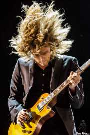 Carl Broemel, guitarrista de My Morning Jacket, Azkena Rock Festival