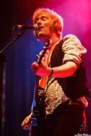 Pete Shoulder, cantante y guitarrista de The Union, Azkena Rock Festival