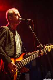Bajista de The Union, Azkena Rock Festival