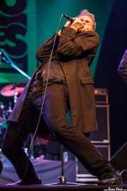 Robert Kane, cantante de Dr. Feelgood (Festival Internacional de Blues de Getxo 2012, Algorta, Getxo, 2012)