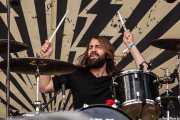 Band of Skulls (Matt Hayward) 006 Bilbao BBK Live 2012 Band of Skulls 12VII12