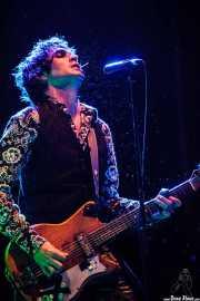 Jon Spencer, cantante, guitarrista y theremin de The Jon Spencer Blues Explosion, Bilbao BBK Live, Bilbao. 2012