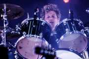 Jason Cooper, baterista de The Cure, Bilbao BBK Live, Bilbao. 2012