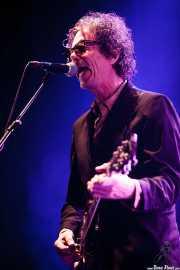 Gary Louris, cantante y guitarrista de The Jayhawks, Walk on project -WOP- festival 2012, Bilbao. 2012