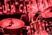 Marc Benaiges, baterista de The Excitements, Funtastic Dracula Carnival, 2012