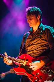 Neil Fraser, guitarrista de Tindersticks (Kafe Antzokia, Bilbao, 2012)
