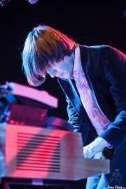 Jacco Gardner, cantante,guitarrista y teclista (Purple Weekend Festival, León, 2012)