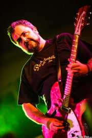 Armand Cardona, guitarrista de Bart Davenport & Biscuit (Purple Weekend Festival, León)