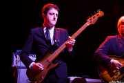 Daniel Segura, bajista de The Excitements, Kafe Antzokia, 2013