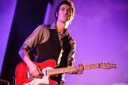 Rober!, guitarrista y teclista de Los Separatistas, Bizkaia Aretoa - UPV/EHU, Bilbao. 2013