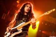 Steve Harris, bajista de Iron Maiden,Bilbao Exhibition Centre -BEC- , 2013