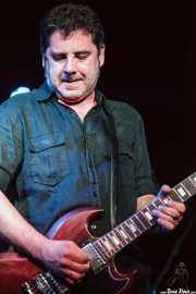 José Ignacio Lapido, cantante y guitarrista (, , 2013)