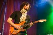 Sam Ferman guitarrista de The See See (Andoaingo Rock Jaialdia, Andoain, 2013)