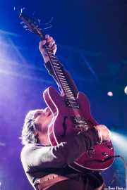 Richard Olson, cantante y guitarrista de The See See (Andoaingo Rock Jaialdia, Andoain, 2013)
