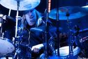 Matt Abts, baterista de Gov't Mule (Azkena Rock Festival, Vitoria-Gasteiz, 2013)