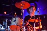 Jean-Philippe De Gheest, baterista de Mark Lanegan Band, Bilbao BBK Live, Bilbao. 2013