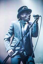 """Enrique Villarreal """"El Drogas"""", cantante y guitarrista, Festival En Vivo, Bilbao. 2013"""