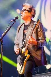 Noodles, guitarrista de The Offspring, Festival En Vivo, Bilbao. 2013