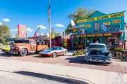 Seligman, Arizona, USA, Route 66, 2013