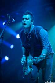 David Hono, cantante y guitarrista de Sonic Trash, Santana 27, Bilbao. 2013
