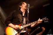 Luther Dickinson, cantante y guitarrista de North Mississippi Allstars, Santana 27, Bilbao. 2013
