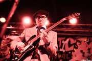 Max Pierini, guitarrista de Sister Cookie with The Mad Tubes (Funtastic Dracula Carnival, Benidorm)