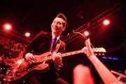 "Takashi Manabe ""Mr. Pan"", cantante y guitarrista de The Neatbeats (Funtastic Dracula Carnival, Benidorm)"