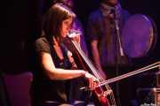 Yurena Nuño Arana, violonchellista de MobyDick, Bilborock, Bilbao. 2013