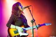 Anari, cantante y guitarrista (BIME festival, Barakaldo, 2013)