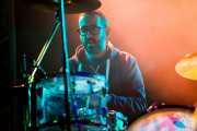 Mikel Abrego Txopeitia, baterista (BIME festival, Barakaldo, 2013)