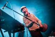 """Iñaki García """"Igu"""", cantante y armonicista de The Allnighters, Santana 27. 2014"""