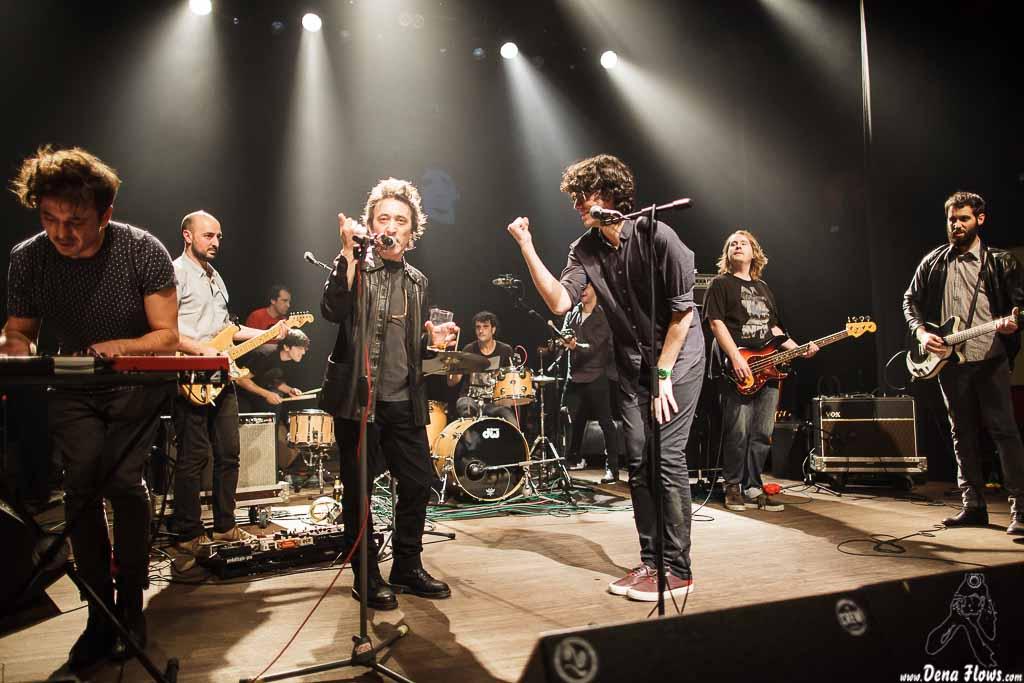 We are Standard. Lou Reed. A perfect night in Kafe Antzokia, Ciclo Izar & Star 2014, Kafe Antzokia, Bilbao, 10/I/2014. Foto por Dena Flows