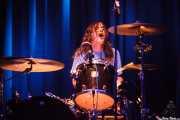 Steven McDonald, bajista y cantante de Redd Kross, aquí en la batería, Kafe Antzokia, Bilbao. 2014