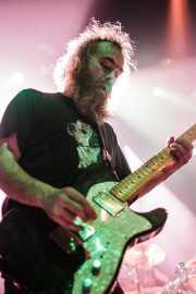 David Sullivan, guitarrista de Red Fang, Kafe Antzokia, Bilbao. 2014