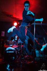 Screaming George, de Screaming George & The Hustlers, en Santana 27, BIlbao
