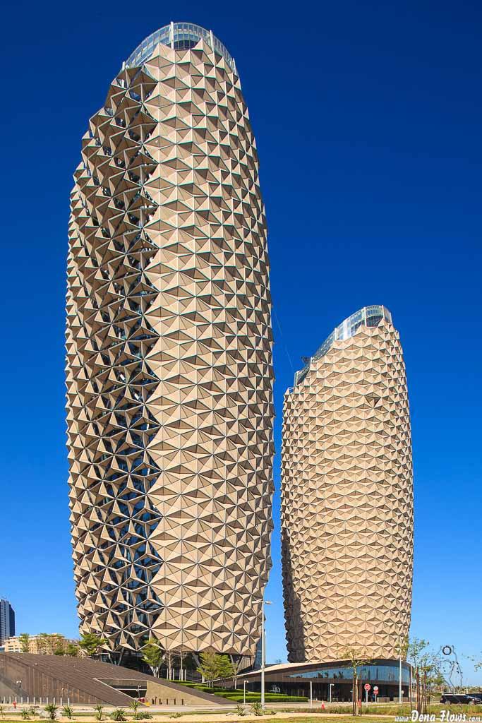 Al Bahr Towers. Abu Dhabi Investment Council & Al Hilal Bank 042 Emiratos Arabes Unidos Abhu Dabi 17III14