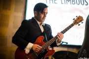 Marcos Mascato, bajista de The Limboos en el Fuzz in the City 2014, Bilbao