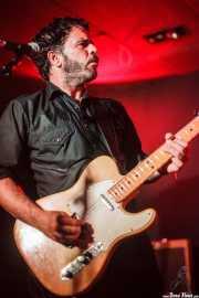 Pit Idoyaga, guitarrista de The Fakeband, Santana 27, 2014