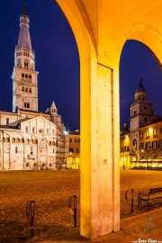 Duomo y Palazzo Comunale di Modena, Piazza Grande, 2014