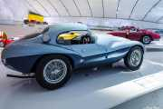 Ferrari 212 Export Fontana 1951. Exhibición de coches en la casa-museo de Enzo Ferrari, Via Paolo Ferrari, 85, 2014