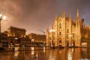Galería Vittorio Emanuele II y Duomo di Milano, Piazza dei Duomo