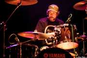 Ganso, baterista de Distorsión, Kafe Antzokia, 2014