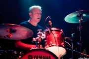 Dennis Duck, baterista de The Dream Syndicate, Kafe Antzokia, 2014
