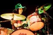Lyn, baterista de ZZZ's, Intxaurrondo K.E., 2014