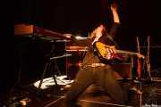 James Johnston, guitarrista, cantante y organista de Gallon Drunk, Intxaurrondo K.E., 2014
