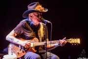 Johnny Winter, guitarrista y cantante, Sala BBK, 2014